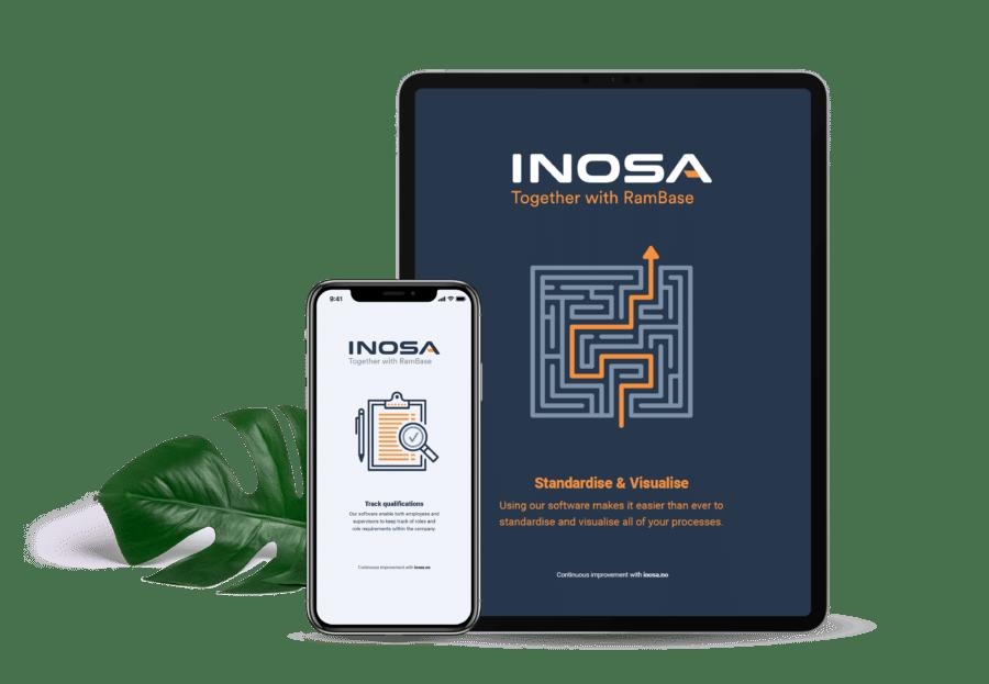 Inosa demo screenshot